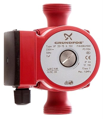 Циркуляционный насос Grundfos UP 20-30 N - фото 10101