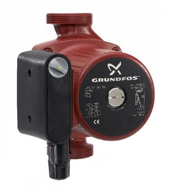 Циркуляционный насос Grundfos UPS 25-100 180 - фото 10125