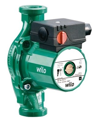 Циркуляционный насос Wilo STAR-RS 30/7 с гайками - фото 10135