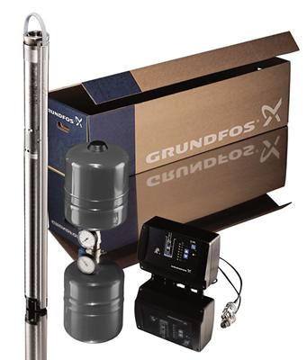 Grundfos SQE 3-105 (комплект) - фото 10180