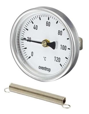 Термометр Oventrop арт. 1404095 для гребенок накладной - фото 11175