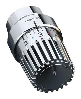 Термостат Oventrop Uni LH 1011469 хром с декоративным кольцом - фото 11425