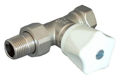 """Вентиль ручной прямой Oventrop HR 1190606 3/4"""" для радиаторов - фото 11444"""