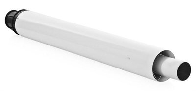 Коаксиальный дымоход Baxi DN Ø60/100 - 0.75 м. (KHG71410181) - фото 9385