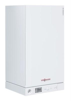 Газовый котёл Viessmann Vitopend 100-W A1HB001 (24 кВт, одноконтурный, закрытая камера) - фото 9419