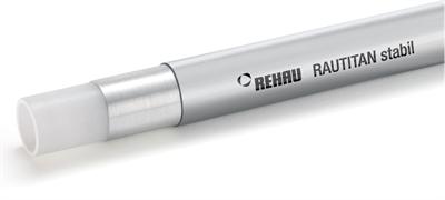 Труба Rehau Rautitan Stabil 20 х 2.9 мм. (арт. 11301311100) 1 м. - фото 9772