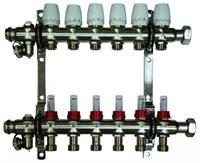 """Millennium 1"""" коллектор c клапанами выходы 4х3/4"""