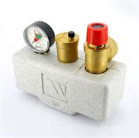 "Группа безопасности котла Watts KSG 30/ISO2 (с теплоизоляцией), 1"", до 50 кВт 10005227"
