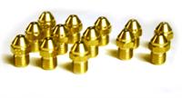 Форсунки для котла Baxi NUVOLA-3 Comfort, NUVOLA-3 B40 для сжиженного газа (комплект инжекторов)