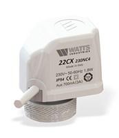 Сервопривод Watts 22CX24NA2 (24В) нормально открытый арт. 10029672